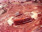 Aloha Stadium Under Construction